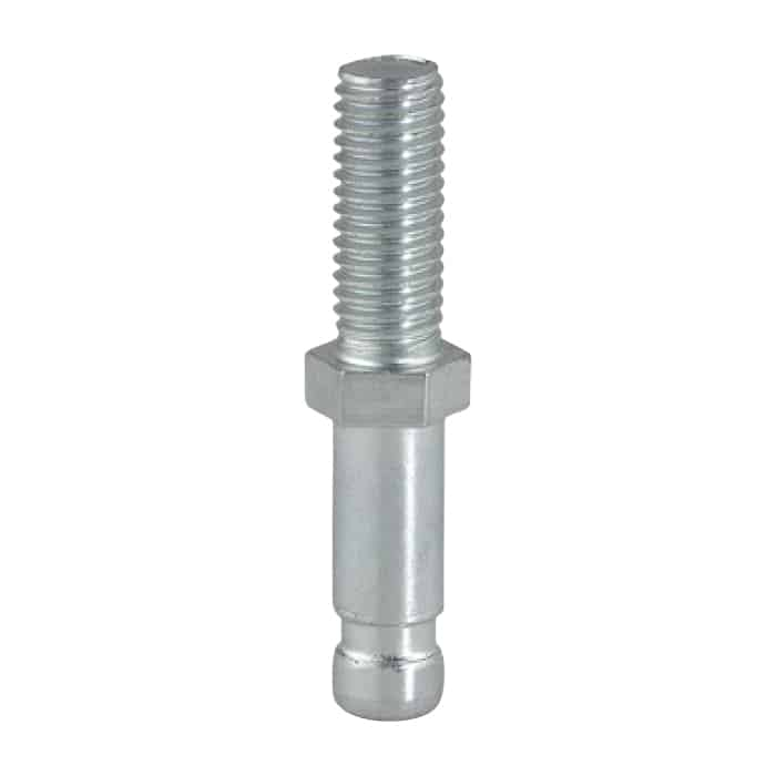 Push In Threaded Fitting for Furniture Castors from $2 | The Castor Master