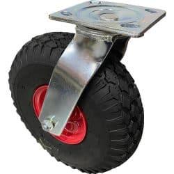 05. Pneumatic Castors (75kg-220kg) *See Wheels Section For Wheels*