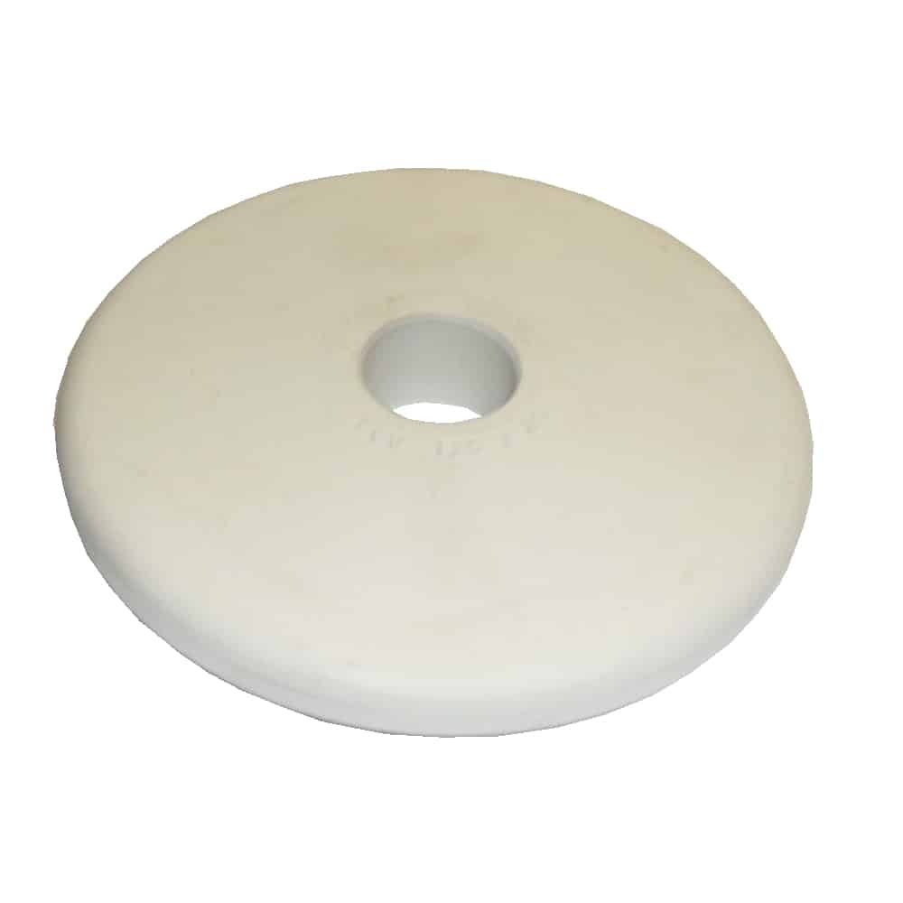 Round Buffer with Round Hole